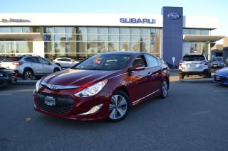 Used 2014 Hyundai Sonata Hybrid Limited w/Technology Package for sale in Port Coquitlam, BC