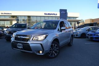Used 2018 Subaru Forester 2.0XT Touring w/EyeSight Package for sale in Port Coquitlam, BC