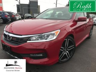 Used 2017 Honda Accord Sport-Manual-Very Rare !! for sale in North York, ON