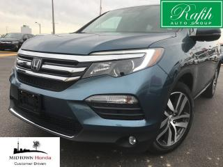 Used 2016 Honda Pilot Touring-One owner-Super clean for sale in North York, ON
