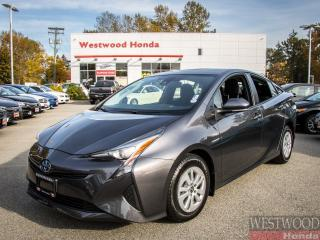 Used 2017 Toyota Prius Base for sale in Port Moody, BC