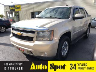 Used 2008 Chevrolet Avalanche LT1/RARE/MINT/PRICED-QUICK SALE!! for sale in Kitchener, ON