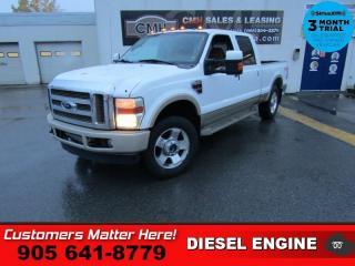 Used 2009 Ford F-250 Super Duty King Ranch for sale in St. Catharines, ON