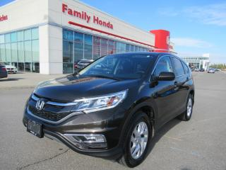 Used 2015 Honda CR-V EX for sale in Brampton, ON