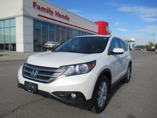Used 2014 Honda CR-V EX for sale in Brampton, ON
