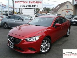 Used 2016 Mazda MAZDA6 GS Auto Navi/Camera/Htd Seats/Bluetooth for sale in Mississauga, ON