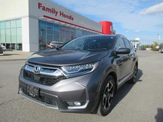 Used 2017 Honda CR-V Touring, FULLY LOADED! for sale in Brampton, ON