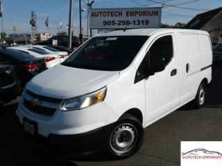Used 2015 Chevrolet City Express Cargo Van Parking Sensors/All Power Options for sale in Mississauga, ON