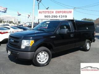 Used 2014 Ford F-150 XL 4x4 Camera/Full Bed Cover for sale in Mississauga, ON