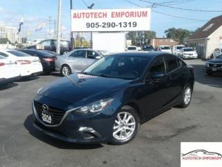 Used 2014 Mazda MAZDA3 GS Auto Camera/Btooth/Alloys &ABS for sale in Mississauga, ON