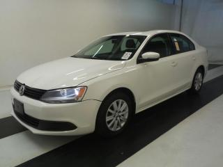 Used 2014 Volkswagen Jetta Prl White Comfortline Sunroof/Alloys &ABS* for sale in Mississauga, ON