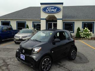 Used 2017 Smart fortwo Pure for sale in Essex, ON