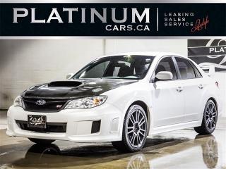 Used 2012 Subaru WRX STI 6 SPEED, CARBON, RECARO, Keyless WRX STI for sale in Toronto, ON
