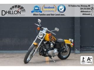 Used 2001 Harley-Davidson Sportster XL 1200C XL 1200C for sale in Winnipeg, MB
