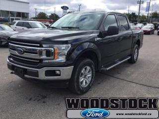 New 2018 Ford F-150 XLT  300A, SUPERCREW, CLASS IV TRAILER HITCH for sale in Woodstock, ON