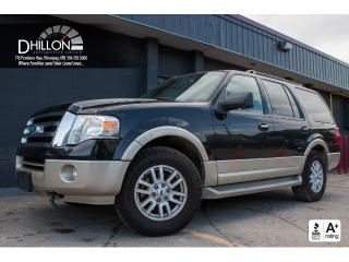 Used 2009 Ford Expedition Eddie Bauer for sale in Winnipeg, MB