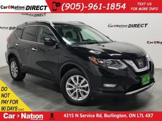 Used 2017 Nissan Rogue SV| AWD| PANO ROOF| BACK UP CAMERA| for sale in Burlington, ON