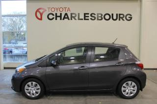 Used 2014 Toyota Yaris LE GROUPE A for sale in Québec, QC