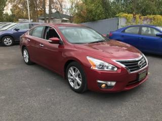Used 2015 Nissan Altima Sl Tech Pack Cuir for sale in St-Constant, QC