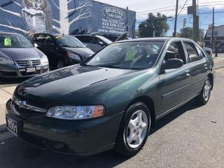 Used 2001 Nissan Altima GXE for sale in Toronto, ON