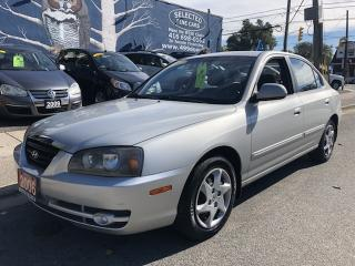 Used 2006 Hyundai Elantra VE for sale in Toronto, ON