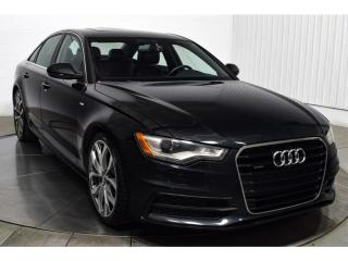 Used 2014 Audi A6 Technik Awd 3.0t for sale in St-Constant, QC