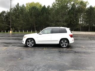 Used 2014 Mercedes-Benz GLK 250 Bluetec 4MATIC AWD for sale in Cayuga, ON