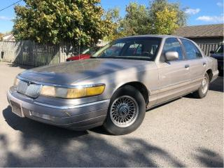 Used 1994 Mercury Grand Marquis GS SELLING AS IS for sale in St Catharines, ON