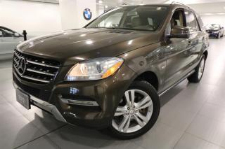 Used 2012 Mercedes-Benz ML 350 4MATIC for sale in Newmarket, ON