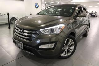 Used 2013 Hyundai Santa Fe 2.0T AWD Limited for sale in Newmarket, ON