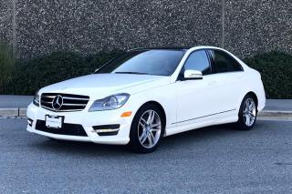 Used 2014 Mercedes-Benz C 300 4MATIC Sedan for sale in Vancouver, BC