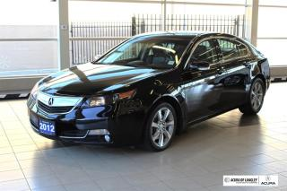 Used 2012 Acura TL AT for sale in Langley, BC