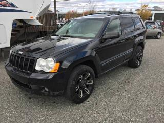 Used 2008 Jeep Grand Cherokee 4 RM 4 portes Laredo for sale in Valcourt, QC