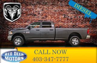Used 2017 RAM 3500 SLT for sale in Red Deer, AB