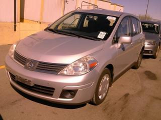 Used 2007 Nissan Versa 1.8 S for sale in Waterloo, ON