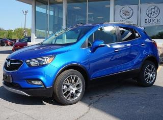 New 2018 Buick Encore Sport Touring for sale in Peterborough, ON