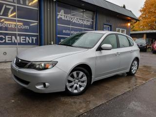 Used 2009 Subaru Impreza for sale in Boisbriand, QC
