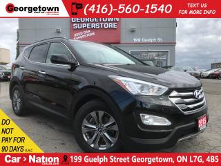 Used 2015 Hyundai Santa Fe Sport 2.4 Premium | HEATED F & R | PWR SEATS | P SENSOR for sale in Georgetown, ON