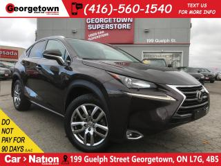 Used 2015 Lexus NX 200t SUNROOF | BACK UP CAM | HEAT / VENT SEAT | AWD for sale in Georgetown, ON