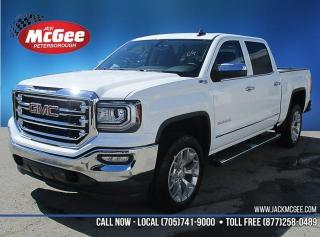 New 2018 GMC Sierra 1500 SLT for sale in Peterborough, ON