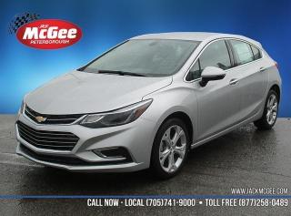 New 2018 Chevrolet Cruze Premier Auto for sale in Peterborough, ON