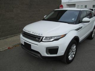 Used 2017 Land Rover Evoque Hayon 5 portes SE for sale in Gatineau, QC