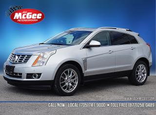 Used 2015 Cadillac SRX Premium for sale in Peterborough, ON