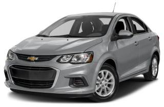 New 2018 Chevrolet Sonic LT Auto for sale in Peterborough, ON