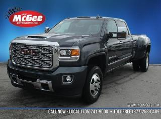 New 2019 GMC Sierra 3500 HD Denali for sale in Peterborough, ON