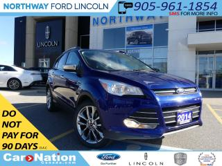 Used 2014 Ford Escape SE   NAV   REAR CAM   HEATED SEATS   for sale in Brantford, ON