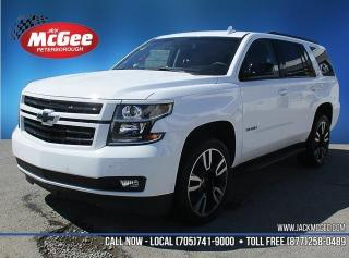 New 2019 Chevrolet Tahoe LT for sale in Peterborough, ON