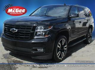 New 2019 Chevrolet Tahoe Premier for sale in Peterborough, ON