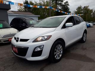 Used 2012 Mazda CX-7 Certified for sale in Oshawa, ON