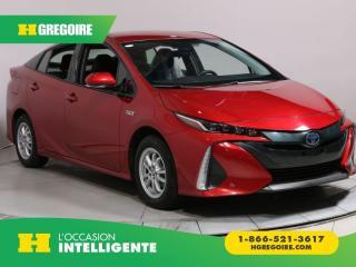 Used 2017 Toyota Prius TECH. A/C NAV GR for sale in St-Léonard, QC